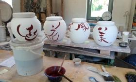 陶芸コラボ2015年